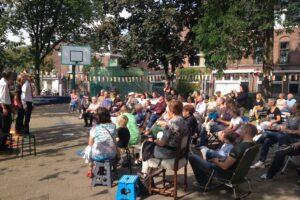 Klapstoelconcert Oudwijk-Noord
