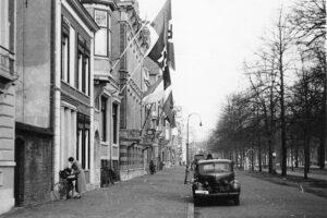 Oost tijdens de bezetting