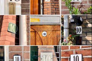 Gezocht: huisnummers 10