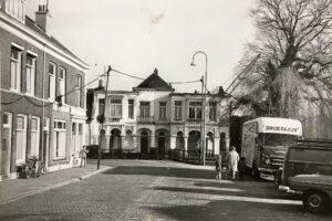 Het gesloopte 'Moorse Huis'