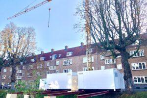 Renovatie Het Nieuwe Woonhuis
