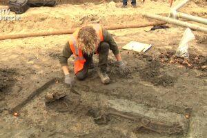 Skelet gevonden in Oudwijk