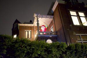 Kerstsfeer in Oost