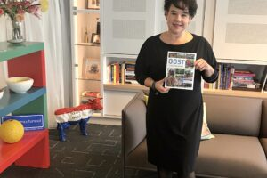 Oostboek voor nieuwe burgemeester