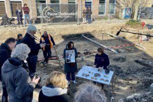 Video: opgravingen in Oudwijk
