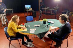 Nieuw: de talkshow 'Oosterlicht'