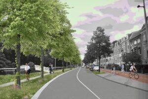 Plannen voor de Biltstraat
