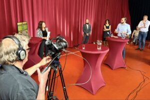 Maliebaan-special Podium Oost TV