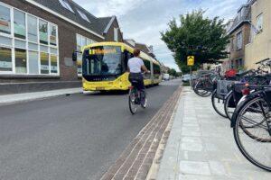 Kleinere bus op lijn 8?